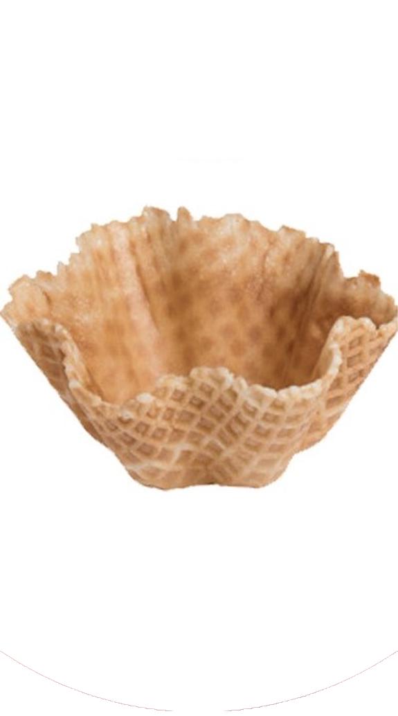 Large Waffle Basket Nutritional Info